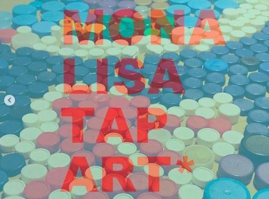 talleres barcelona dibuixa mona lisa tap art lutxana barcelona dibuixa talleres infantiles creativos